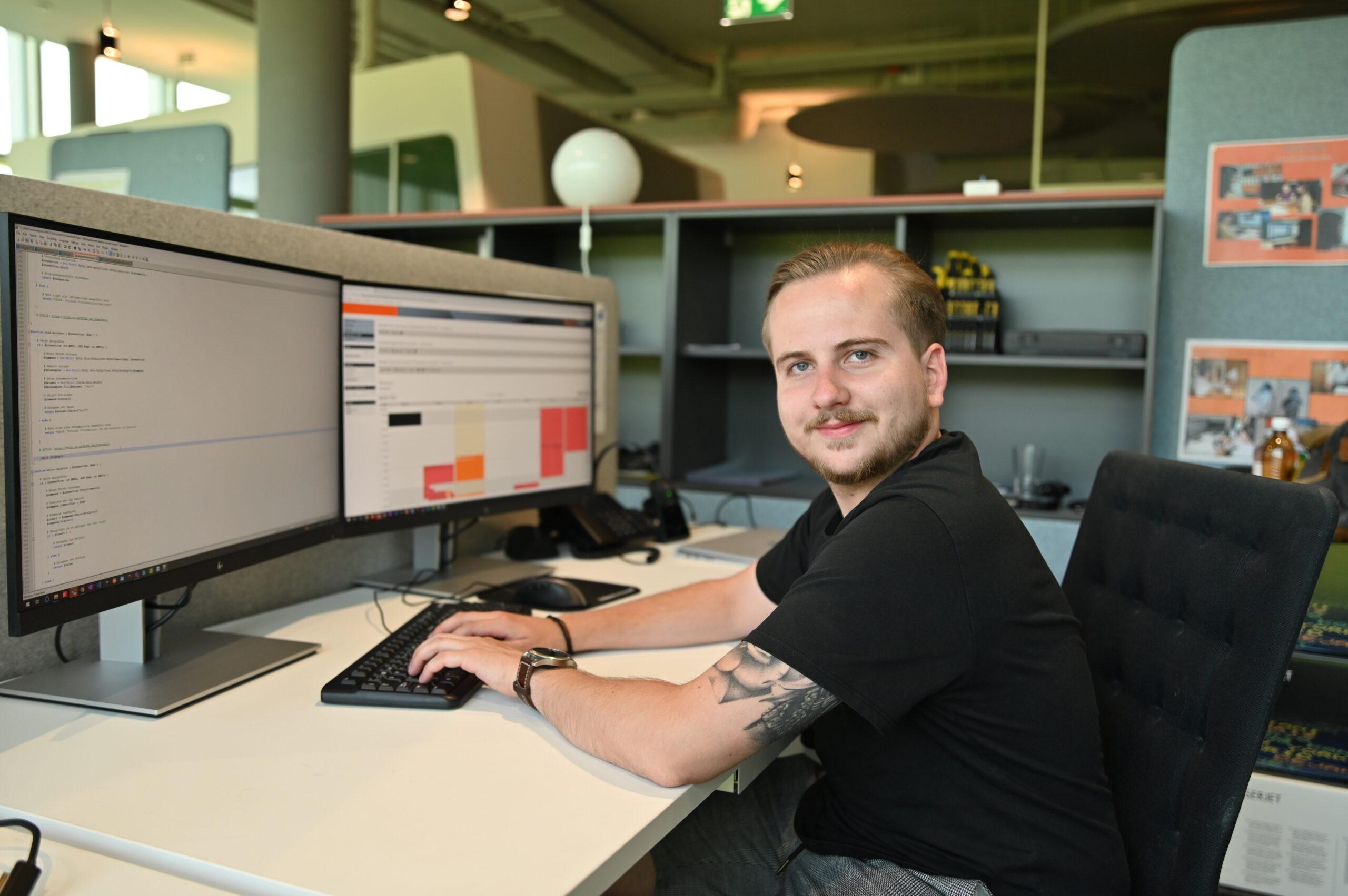 Informatiker*in Plattformentwicklung